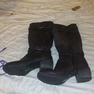 Used Lucky brand boots